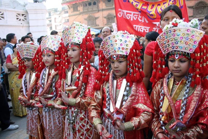 culture and tradition of nepal